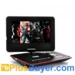 Buy cheap 9 Inch Swivel Screen DVD Player (AV In & Out, Media Copy, Region Free) from wholesalers