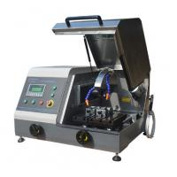 Buy cheap Electric Metallographic Sample Preparation Equipment , Metallurgical Specimen Cutting Machine from wholesalers