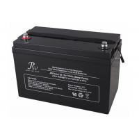 Buy cheap Victron Style 12v 110Ah VRLA Deep Cycle Battery for Marine and Solar Purpose from wholesalers