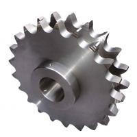 Buy cheap Machined Double Pitch Sprocket For Industries Bad Condition Resistance from wholesalers