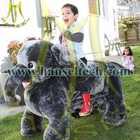 Buy cheap Hansel fast profits Attractive Zippy Rides Amusement Happy Animal Moving Ride For Entertainment from wholesalers