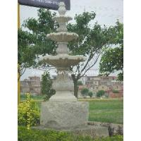 Buy cheap Marble Sculpture/ Granite Fountain (Grey Granite Fountain) from wholesalers