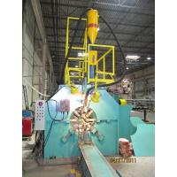 Buy cheap High Quality Ontagonal SAW Submerged Arc Welding Street Pole Welding Machine  Export to South Amercia Siemens VFD from wholesalers