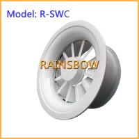 Buy cheap Swirling air diffuser, HVAC, air grille ,air register ,air vent ,grille ,air damper, ventilation from wholesalers