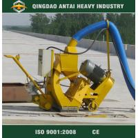 Buy cheap Portable concrete road surface/floor shot blasting cleaning machine from wholesalers