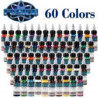 Buy cheap 60 Colors Permanent Tattoo Ink 30ml Volume Organic Material CE / FDA Certificated from wholesalers