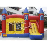 Buy cheap HR4040 EN71 PVC Bouncy House Castle Inflatable Rentals With Repair Kit from wholesalers