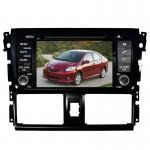 Buy cheap Car dvd player navi TOYOTA GPS Navigation with dvd gps radio Vios Yaris from wholesalers