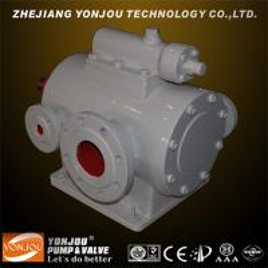 Buy cheap Progressive cavity pump (70~4200L/Min,0.6~1.0Mpa, 350centigrade medium allowed) product