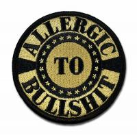 Buy cheap Military Hook And Loop Patches Woven Custom Embroidered Badges from wholesalers
