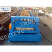 Buy cheap Wall Type IBR Sheet Roll Forming Machine For South African Market from wholesalers