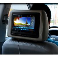 Buy cheap 7 Inch Backrest Embedded Players For Taxi Display System from wholesalers