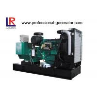 Buy cheap Open Type 6 Cylinder 165kw Open Diesel Generator Genset with Deepsea Controller , 3 Phase and 4 Wires from wholesalers