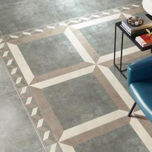 Buy cheap 60 X 60 Non Slippery Bathroom Floor Tiles Matt Finish Strong Stain Resistance product