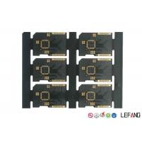 Buy cheap ENIG Double Sided Heavy Copper PCB Board 1 OZ Copper For Medical Equipment from wholesalers