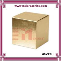 Buy cheap Paper Box With metal gloss/Skin care product paper packaging box ME-CE011 from wholesalers