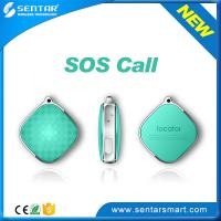 Buy cheap New type seniors gps tracker with gps lbs gprs sms location monitoring for old people from wholesalers