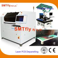 Buy cheap FPC/PCB/ Rigid-Flex PCB Cutting Machine Laser Depaneling Equipment from wholesalers