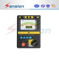 Buy cheap 5000V 200g High Voltage Megger Resistance Tester Double Display Fast Measuring from wholesalers