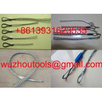 Buy cheap Fiber optic cable sock,Pulling grip,Cable Pulling Sock from wholesalers