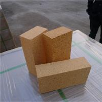 Buy cheap SK34 SK36 SK38 Pizza Oven Fireclay Brick , Alumina Fire Resistant Bricks from wholesalers
