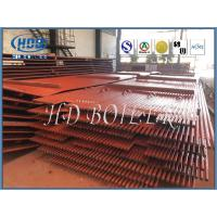 Buy cheap Steel Industrial Boiler Water Wall Panels , Water Wall Construction Energy product