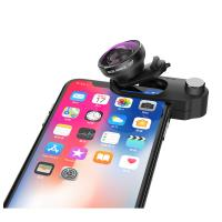 Buy cheap Zoom Iphone Super Wide Angle Lens , Universal Clip Lens For Mobile Phone Camera product