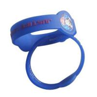 Buy cheap Slicone Bracelet (CNHH-WB-009) from wholesalers