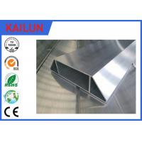 Buy cheap 6063 - T5 Custom Aluminum Extrusions Profiles for Electric Bike Battery Case Frame from wholesalers