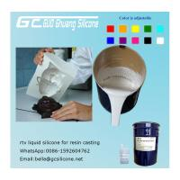 Buy cheap Factory price rtv2 silicone rubber for crafts molding from wholesalers