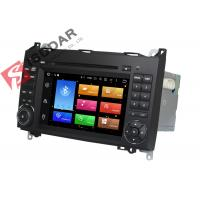 Buy cheap Built In Radio Tuner Isudar Mercedes Benz Car DVD Player For B200 Heat Dissipation product
