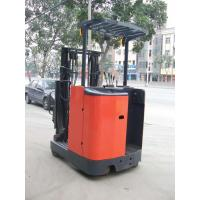 Buy cheap Narrow aisle electric forklift reach trucks with lower noise from wholesalers