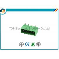 Buy cheap Right Angle High Voltage Terminal Blocks Waterproof Cable Connector product