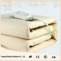 Buy cheap wholesale soft and comfortable fleece electric blankets from wholesalers