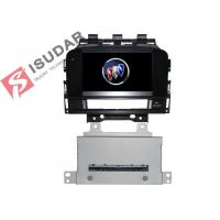 Buy cheap Android 7.1.1 Car Stereo Multimedia Player System For Buick Excelle XT/GT 2011-2012 from wholesalers