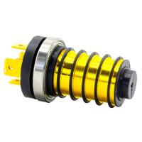 Buy cheap Pin Slip Ring With 6 Circuits Smooth Rotation Application for Cable Reel and Small Wind Turbine from wholesalers