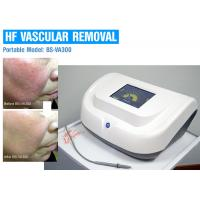Buy cheap High Frequency Red Blood Vascular Removal Machine With Pulse / Continuous Work Mode from wholesalers