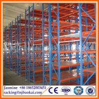 Buy cheap long span warehouse Medium Duty Type Rack for storage from wholesalers