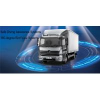Buy cheap All around view Lorry Cameras parking system For Benz Atego With 4 Wide Angle Cameras, Bird View System product