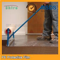 Buy cheap Anti Dust Plasticover Carpet Protection Film Clear 24 Wide By 200' Long from wholesalers