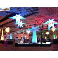 Buy cheap Indoor Party, Club Inflatable Lamp Decoration with LED changing light or common light from wholesalers