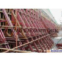 Buy cheap Heavy Strength One Sided Concrete Formwork Waterproof Surface 8.9m Height  product