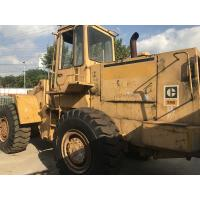 Buy cheap 936E Used CAT Loaders , Old Wheel Loader CAT 3304 Engine 135HP A/C Cabin from wholesalers