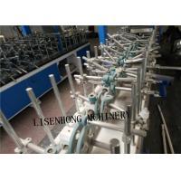 Horizontal PUR Laminating Machine , Foil Wrapping Machine Wood Line Base Material