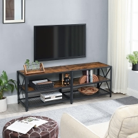 Buy cheap Long TV Console Table, Large TV Stand for Sale, Industrial TV Stand, LTV094B01 from wholesalers