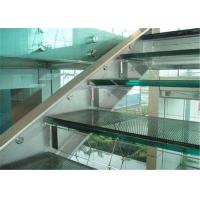 Buy cheap Commercial Building 10mm Laminated Glass , Clear / Colored Decorative Laminated Glass from wholesalers