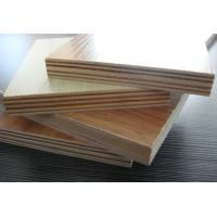 Buy cheap size of 1220*2440*2-18mm melamine faced colored plywood & melamine coated plywood from wholesalers