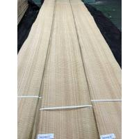 Buy cheap Figured Eucalyptus Sliced Wood Veneer for Panel Door and Furniture Industry from www.shunfang-veneer.com from wholesalers