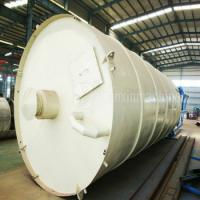 Buy cheap China Factory Price Superior high quality Water proof Various capacity and customized Construction used cement silos for from wholesalers