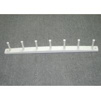 Buy cheap Simple Wooden Wall Clothes Rack , MDF Wall Mounted Coat Hooks 610 X 40 X 20 mm from wholesalers